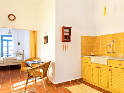 Photo for The IconPainter's Sun apt in Koroni with sea view by JJ Hospitality
