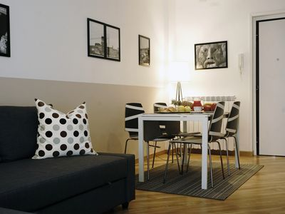 Photo for Vatican - Luxury apartment 100 meters from the Metro - Perfect for the Jubilee!