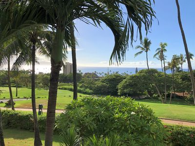 Photo for Lovely Ka'anapali Plantations Style Home with Sweeping Ocean Views