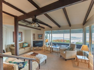 Photo for Comfortable Oceanfront Home on Historic North Shore for Family/ Surf Destination