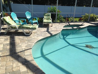 Photo for GREAT Getaway--Your Private Heated Pool/Spa Resort Awaits!