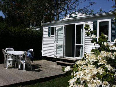 Photo for Camping Les Bruyeres *** - Mobile home Ophéa 3 Rooms 4/6 People