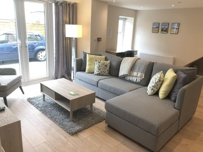 Photo for Immacuate 1 Bedroom Apartment in the Heart of Laxey Village