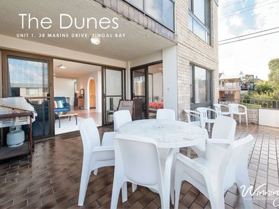 Photo for Marine Drive, The Dunes, Unit 01, 38
