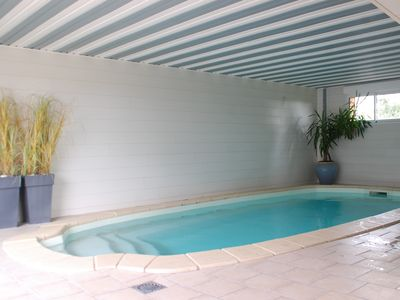 Photo for House with Private Pool (Baie de Somme)