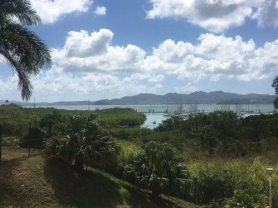 Photo for 1BR Apartment Vacation Rental in Fort de France, Martinique