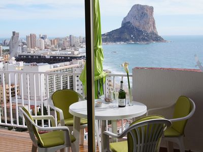 Photo for Holiday apartment Calpe for 1 - 6 persons with 3 bedrooms - Holiday apartment
