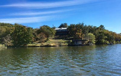 Photo for Horseshoe Bay Home with Boat Lift and 350' Water on 2+ Acres
