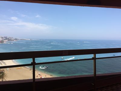 Photo for Costa del sol: Benalmadena: furnished apartment in 4-star hotel
