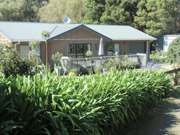 Self-Contained Cottage On Lifestyle Block