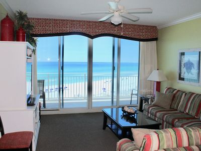 Photo for *Oceanfront* Luxury Condo~Dual Masters~Amazing Beach/Sunset Views~