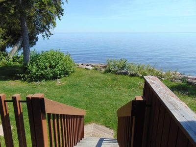 Photo for One Story Sea Villa on Lake Superior - D4