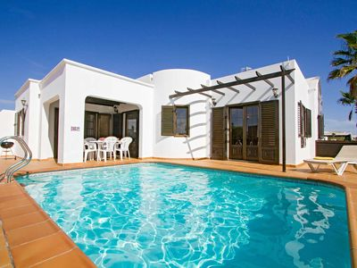 Photo for Villa Benjamin-This Villa is close to local amenities has WI-FI & a private pool