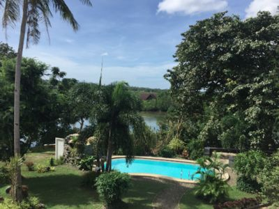 Photo for 2 Storey Town House on Lake with Pool in gated secure community.