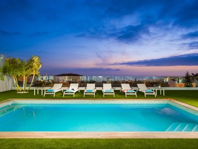 Photo for VILLA VALENTINA OCEAN VIEW HEATED POOL