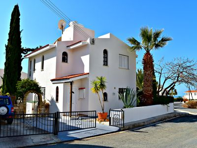 Photo for 3 Bed Villa Peyia - Near Coral Bay - Communal Pool - Wifi