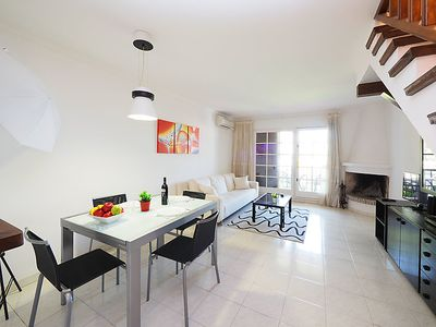 Photo for Vacation home Residencia Els Vilars in Roses - 4 persons, 2 bedrooms