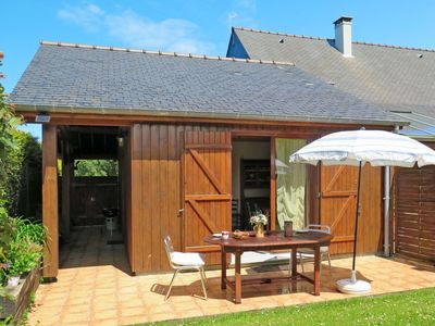 Photo for Vacation home Le Chalet in Cancale - 4 persons, 1 bedrooms