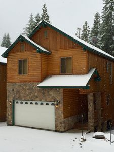 Photo for Shaver Lake Cabin with Wireless Internet and Pool Table, Sleeps 16