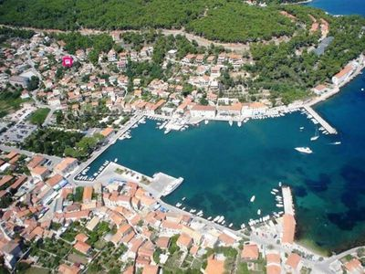 Photo for Apartment in Jelsa -island Hvar, only 400m from the town center and the sea