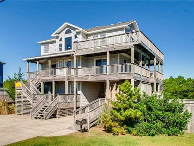 Photo for Dream Family Vacation! Oceanview w/ Pool, Hot Tub, Game Room, Xbox, Dog-Friendly