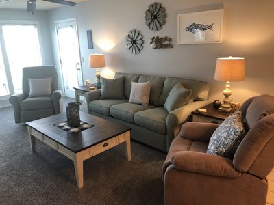 PET FRIENDLY 2BD-2BA CONDO IN GULF SHORES JUST STEPS TO THE BEAUTIFUL BEACH!