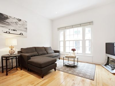 Photo for HEART OF MARYLEBONE - BAKER STREET - CENTRAL LONDON 3BR 2BA FLAT