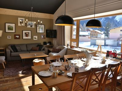 Photo for Apartment 7/9 people Chalet L CORTI