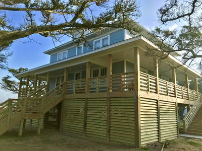 Photo for Historic Charmer in the Heart of Hatteras Village