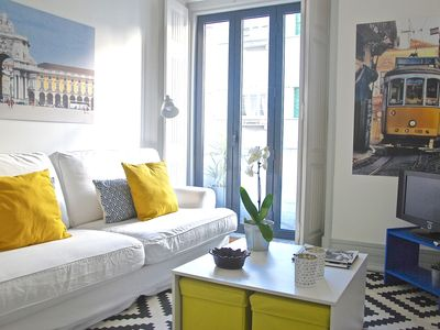 Photo for Apartment ideal for families in the center of Lisbon