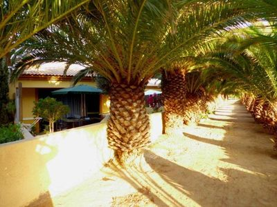 Photo for Private community - villa nº 10 - 75m far from the beach