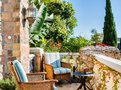 Your  Ocean view Terrace available September through May