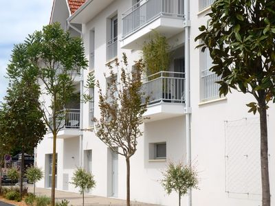 Photo for APARTMENT T2 HIGH STAND HYPERCENTER ANDERNOS-LES-BAINS
