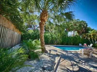 Photo for Boca,OCEAN,Pool! Steps To Sand & Surf, Restaurants,Shops! Best Location! CALL!