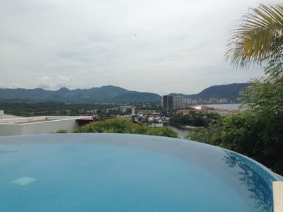 Photo for Stunning Ocean View 4 Bedroom Villa In Porto Ixtapa