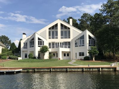Photo for Lakefront Estate in Gated Golf Community Near Pinehurst/Southern Pines!