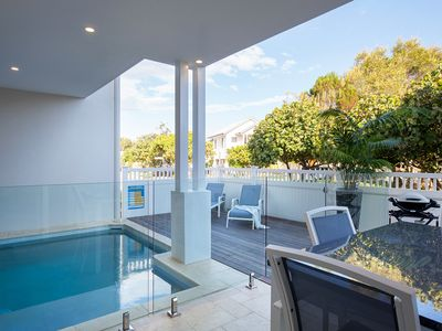 Photo for Seaward Lane Beach House - Luxurious 7 Bed 7 Bath with Pool - close to beach