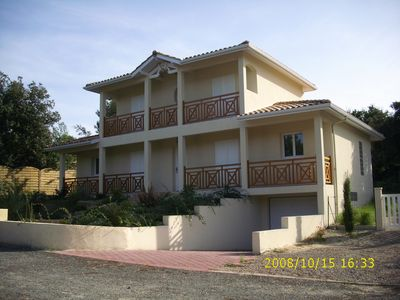 Photo for 4 bedrooms villa in Pyla Sur Mer 33115