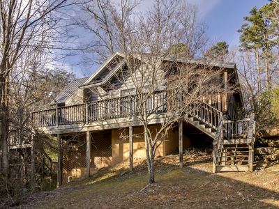 Photo for 1BR Cabin Vacation Rental in Pigeon Forge, Tn
