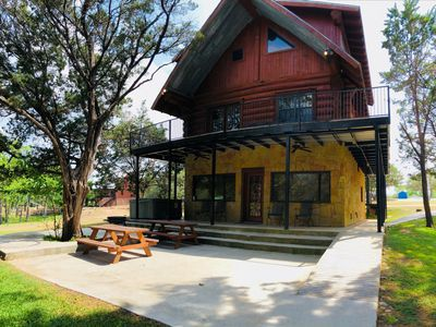 Photo for 3BR Cabin Vacation Rental in Burnet, Texas