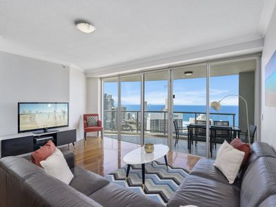 Photo for Apartment 1312 is far cheaper than most Surfers Paradise hotels and apartments