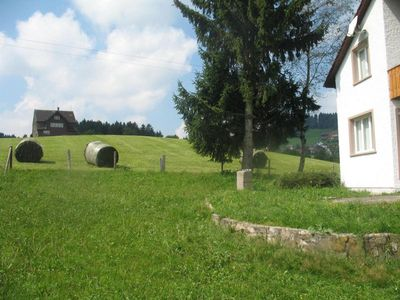 Photo for Large detached cottage, family friendly, dream location, St Gallen, Wi-Fi