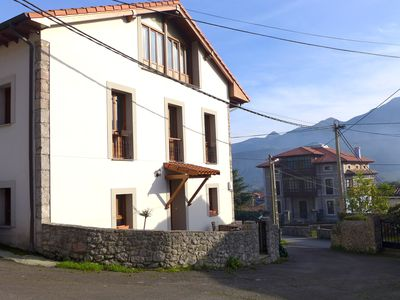 Photo for Spectacular house in Andrin, the most beautiful village of Asturias