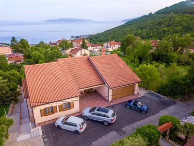 Photo for Healthy house Opatija (14+2)