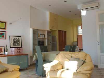 Photo for Apartment Jelena, 5 people, free WiFi, pets allowed, parking, excellent location