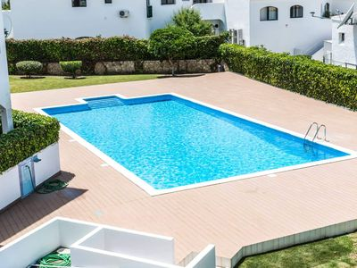 Photo for SPACIOUS 1 BEDROOM APARTMENT W / SWIMMING POOL & GARDEN IN THE OURA STRIP