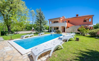 Photo for Holiday house Nedescina for 8 - 10 persons with 4 bedrooms - Holiday house