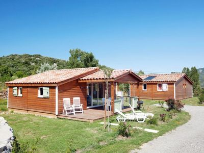 Photo for Vacation home Domaine de Sévenier (VPD152) in Vallon-Pont-d'Arc - 6 persons, 3 bedrooms