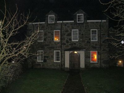 Photo for Beautiful and Historic Grade II* Town House in the Centre of Dolgellau