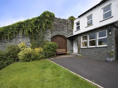 Photo for Bluebell Cottage. In a quiet location above Ambleside, Stunning views. Very Com